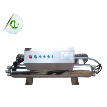 50GPM UV purification system for dinking water