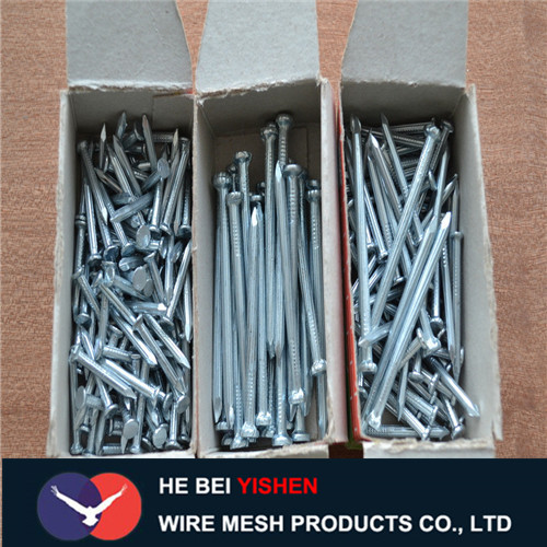 strength concrete nails packing