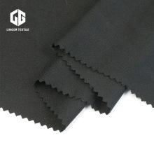 Tissu Roma en fil de polyester torsadé avec spandex