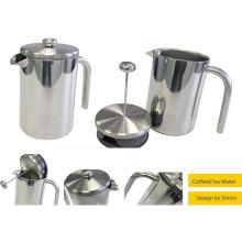 Tasse thermique à café à vide en acier inoxydable Sdp-1200A-3