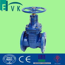 Bs 5163 Cast Iron /Ductile Iron Gate Valve Resilient Seated-Pn25
