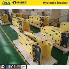Excavator attachment demolition hammer hydraulic drill rock breaker price