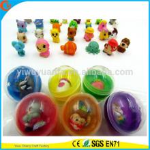 Cápsulas de bola plástica de design de novidade de alta qualidade
