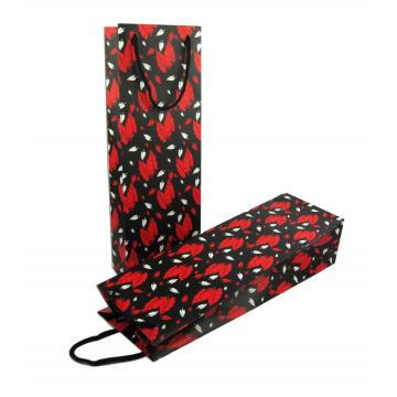 Kraft Paper Gift Packing Bag Lamination