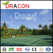 Synthetic Lawn Tennis Turf UV Resistant Grass (G-2045)