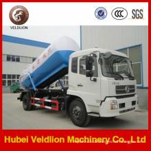 Dongfeng 2 Achsen 10-12cbm Abwasser-Saug-LKW für Verkauf