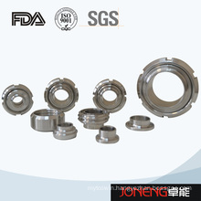 Stainless Steel Sanitary SMS Pipe Fittings Union (JN-UN2002)