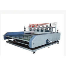 Coiling & Edge-Cutting Machine