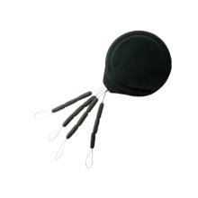 CARP005 L6mm-Grün 12pcs / Binden Karpfenangeln Tungsten Stopper