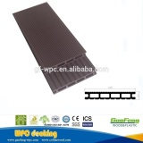 wpc wood plastic composite decking flooring