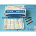 Blood Lancets Twist Lancets/Stainless Steel