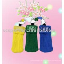 Gestrickte Polyester-Handy-Socken