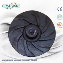 Rubber Pump Parts Rubber Impeller