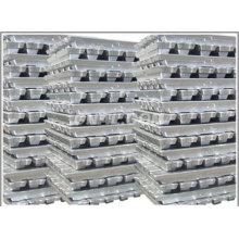 Lingote de alumínio de 99,9% de alta qualidade com o preço mais baixo