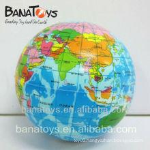 920040129 fun ball globe PU ball PU stress ball