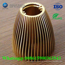 Kundengebundenes Aluminium Druckguss-anodisierendes LED-Gehäusekühlkörper-Shell