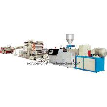 PVC Celuka Foam Board Extruder Line Plastic Machine