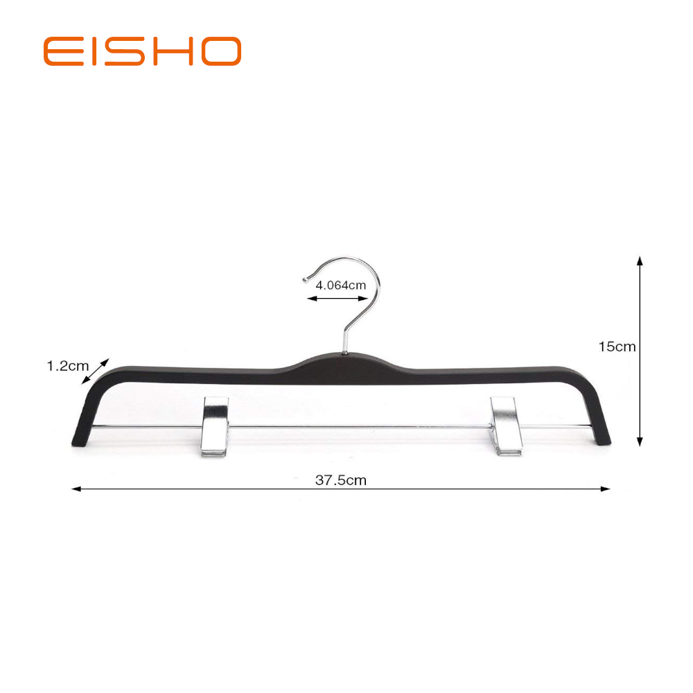 China Hanger Cheap Rubber Coated Clothing Hanger 1