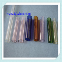 Soda Lime Glass Tube for Cosmetic Bottle Vial