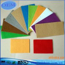 Industry Use 100% Gray Wool Felt Grey Wool Pressed Felt 3mm Wool Felt Fabric