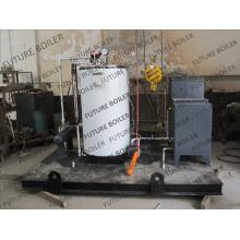 Caldeira de vapor do pacote com gerador do vapor (50-300Kg / h)