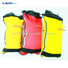 Paddle Flate Bag/Nylon with PVC Coating/100% Waterproof