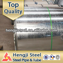 galvanized steel coil 0.2 to 1.2mm thickness prime quality