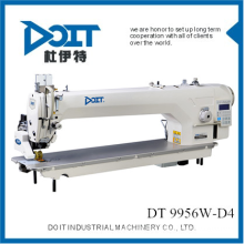 DT9956W-D4 SINGLE NEEDLE LONG ARM DIRECT DRIVE COMPUTER FLAT BED LOCKSTITCH SEWING MACHINE