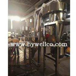 High Oil Materials Low Temperature Crusher