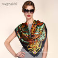 Customer Digital Printing 100% Silk Scarf