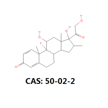 Customized for Falvin Antifungal Agent Dexamethasone powder 99% cas 50-02-2 export to Mozambique Suppliers