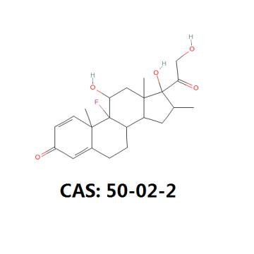 Dexamethasone powder 99% cas 50-02-2