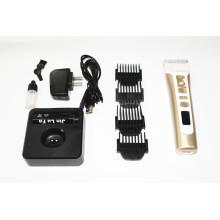 Manufacture prix professionnel cheveux tondeuse tondeuse à cheveux sans fil