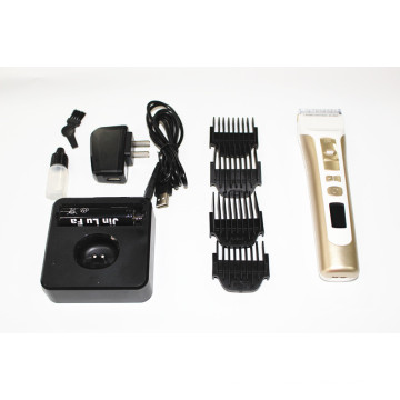 Manufactory Price Professional Hair Clipper Wireless Hair Trimmer