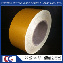 Advertisement Grade Yellow Reflective Material Tape
