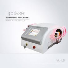 CE Approval Lipolysis diode laser slimming machine lipolaser