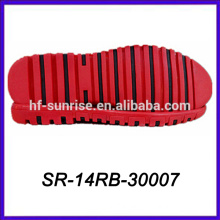 new design rubber sole running rubber outsole unisex sports rubber sole