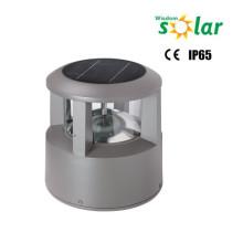 Neue Produkte 2015 CE Solar Poller Lampe mit LED & Solar-Panel für die Beleuchtung (JR-CP46)