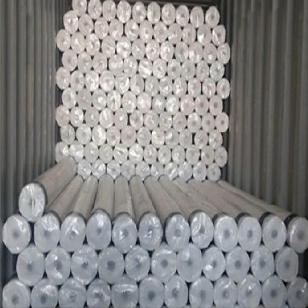 4m x 50m Clear Tarpaulin Scaffold Sheeting Roll