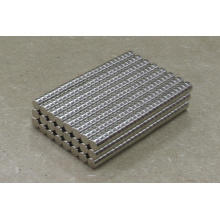 Kleiner runder Magnet Permanent NdFeB N40 Grade