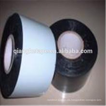Sistema de recubrimiento de 3 capas de protección contra la corrosión subterránea de tuberías de acero contra la corrosión