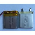 3.7v(3v~4.2v) 500mAh Lipo Battery Pack (LP3X3T5)