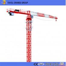 Fabricante de la grúa de torre China Flattop Tower Crane