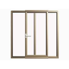 Fábrica de recubrimiento en polvo de aluminio ventana deslizante