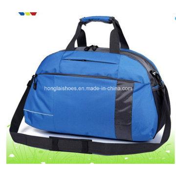 Blau Outdoor Sport Reisen Tragetaschen tragen