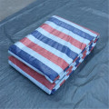 Heavy Duty PE Stripe Tarpaulin Tents