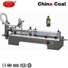 Semi-Automatic One Head Piston Liquid Filling Machine