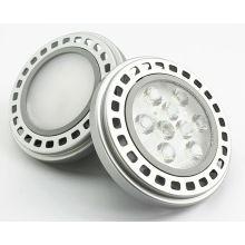 lumen alto Down lights 11w AR111 bombillas 12V AC DC, 2800k-3200k, 4000k-4500k, 6000k-6500k, 800lm