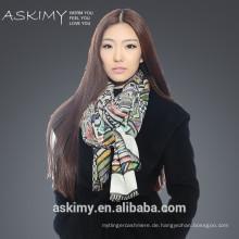 Digital gedruckter Mode Schal 2015