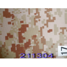 Desert Camel Rip-Stop Camouflage Military Fabric